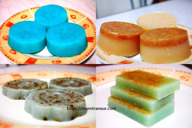 jelly soaps
