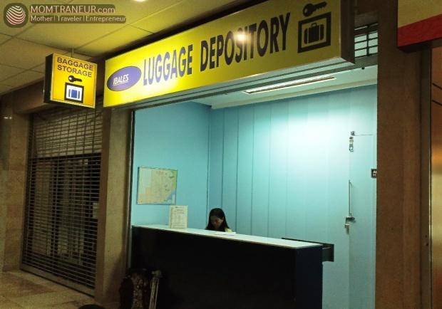 Mactan Airport Luggage Depository