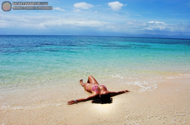 Badian Beach