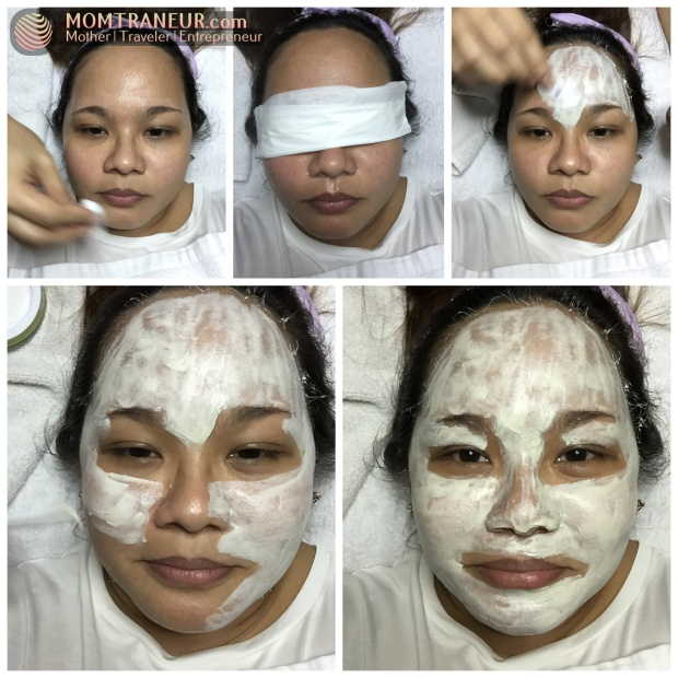 Black Pearl Facial Whitening Treatment