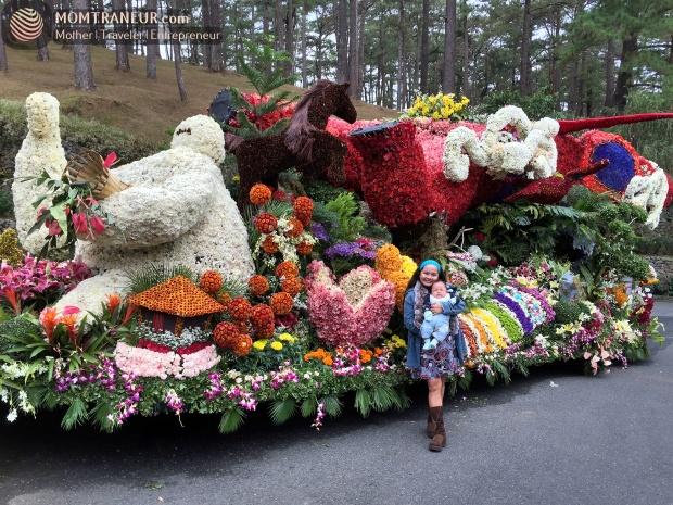 Flower Festival, Baguio