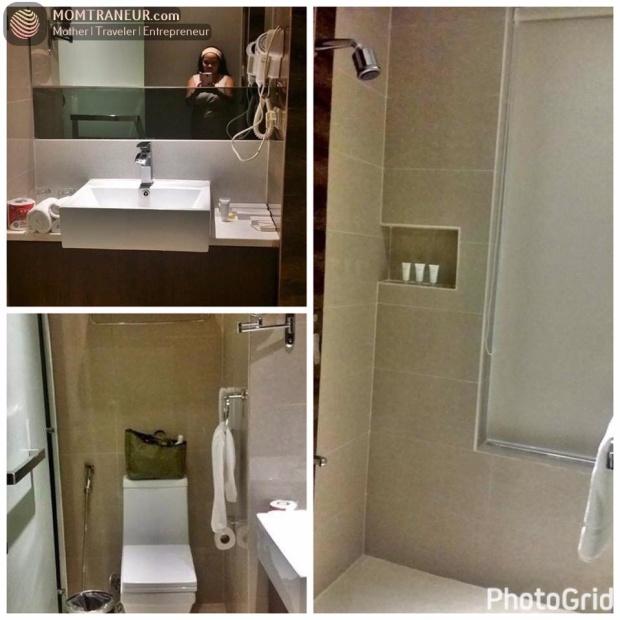 Best Western Plus Subic Hotel Standard Room Bathroom