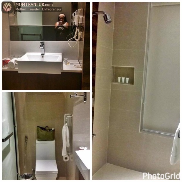 Best Western Plus Subic Hotel Standard Room Bathroom