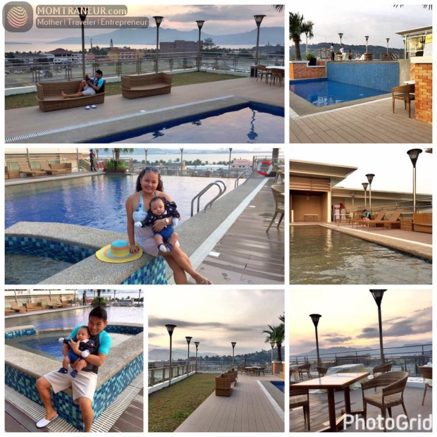 Swimming Pool Area, Best Western Plus Subic Hotel