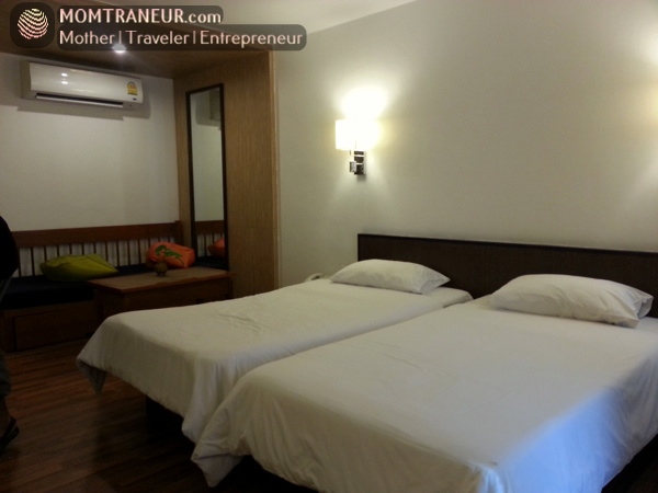 Bangkok Best Western Hotel