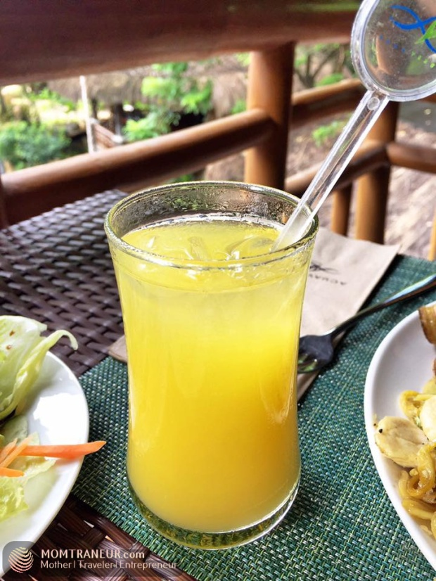 Acuaverde Breakfast