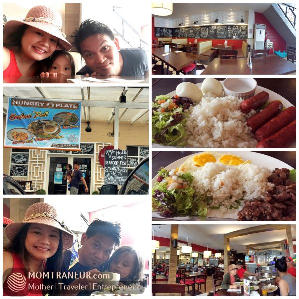 Breakfast at Hungry Plate, Cagayan de Oro