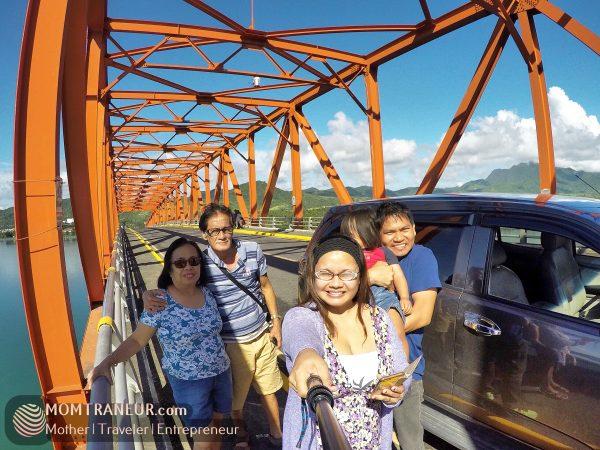 San Juanico Bridge between Samar and Leyte