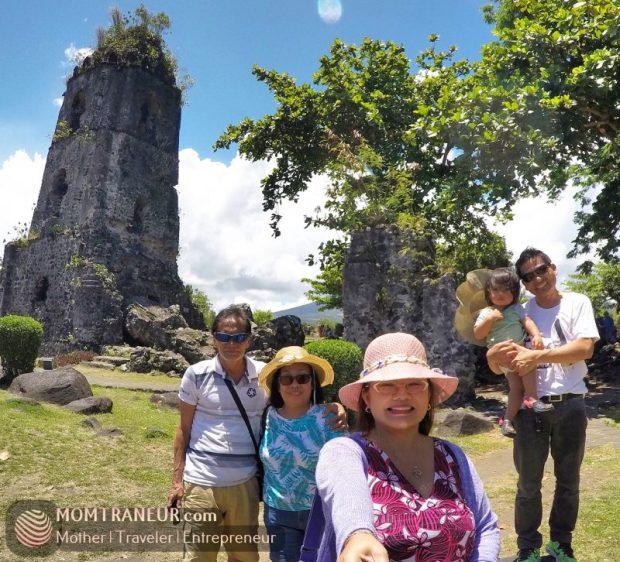 Cagsawa Ruins, Bicol