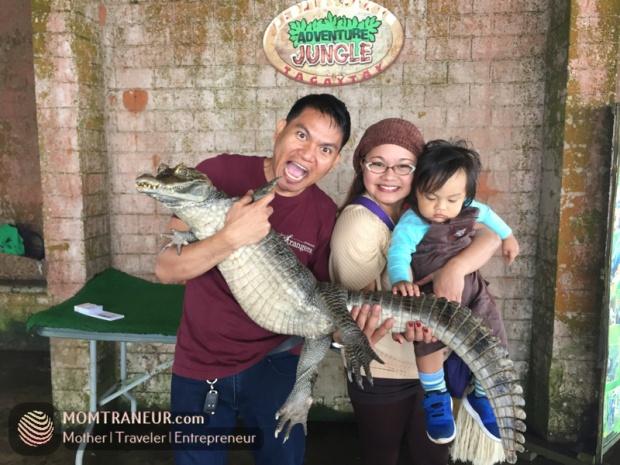 Tagaytay People's Park Adventure Jungle