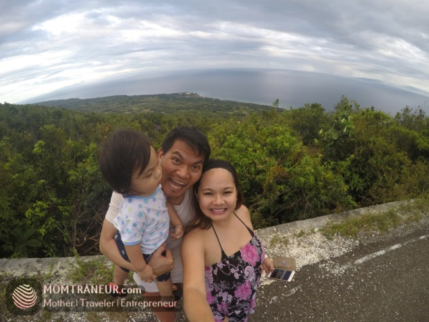 Hiking on Mt. Can-Anao