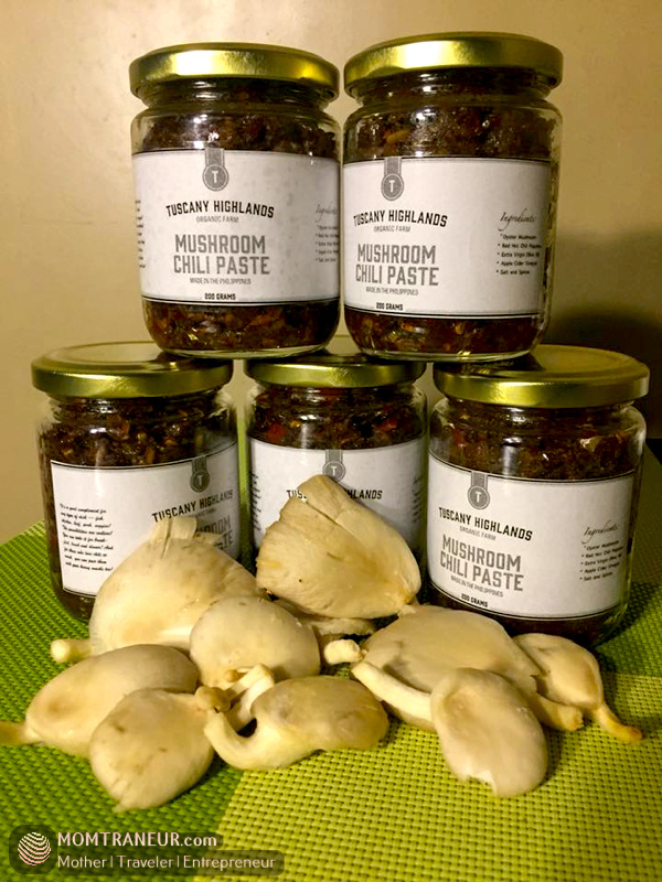 Mushroom Chili Paste