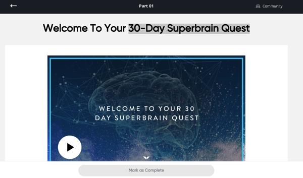 SuperBrain Quest
