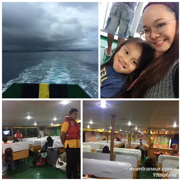 Boat from Surigao to Dapa Port