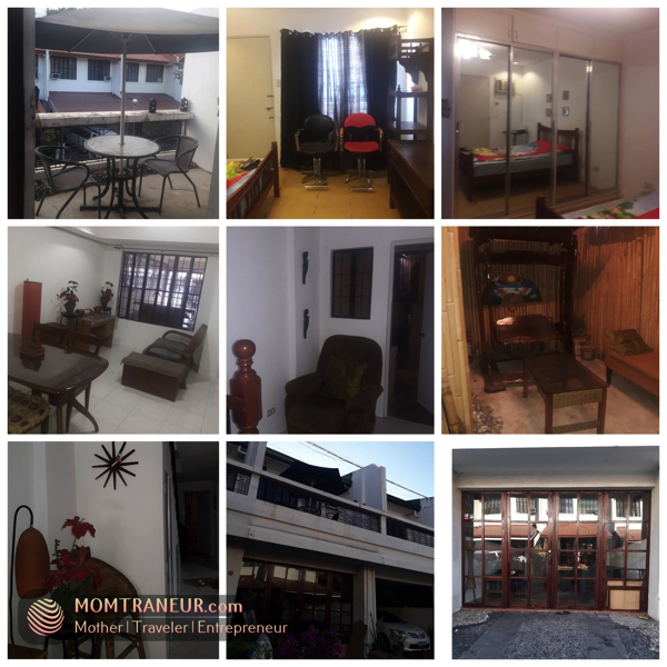 Alabang Townhouse for rent