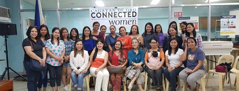 Connected Women CDO Meetup