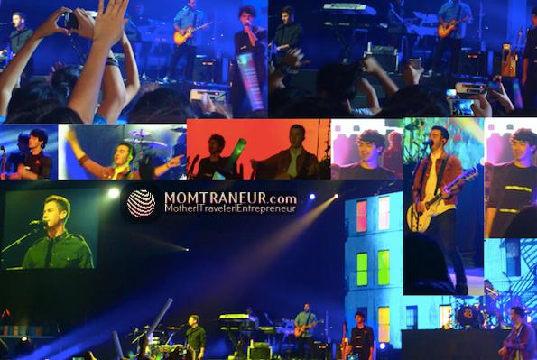 Jonas Concert MOA 2012