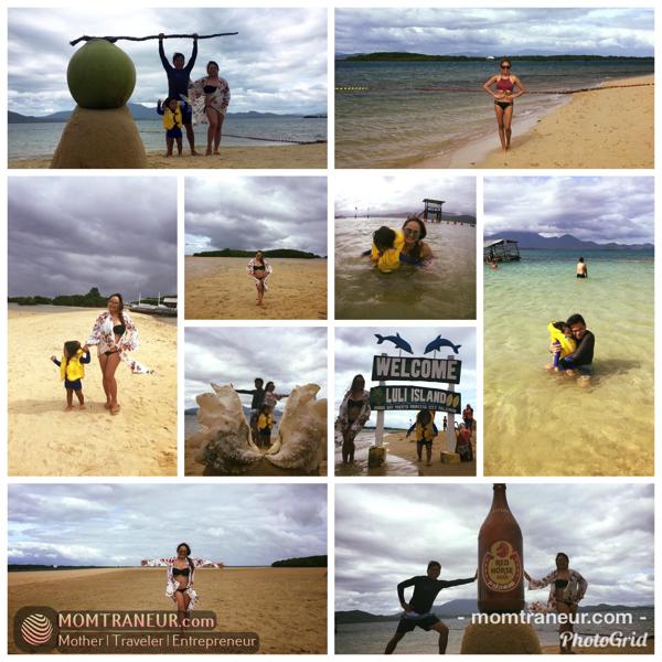 Honda Bay island Hopping