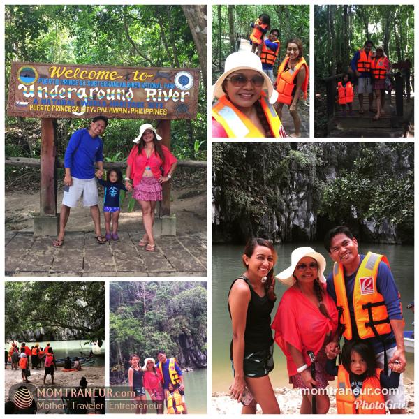 Sabang Underground River Tour