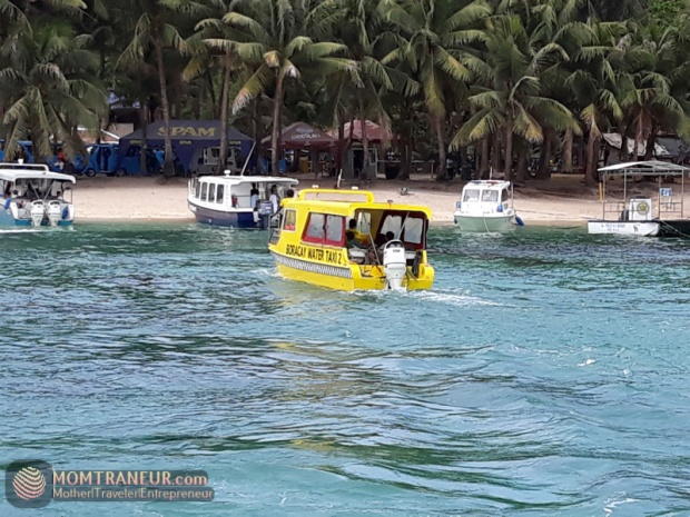 Boracay Water Taxi