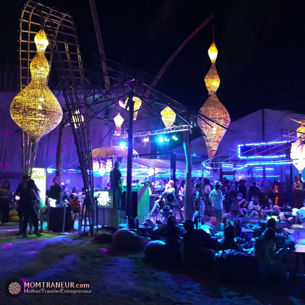 OM Bar in Boracay
