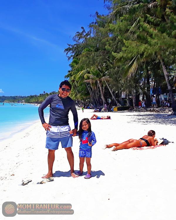 Skimpy Bikini in Boracay