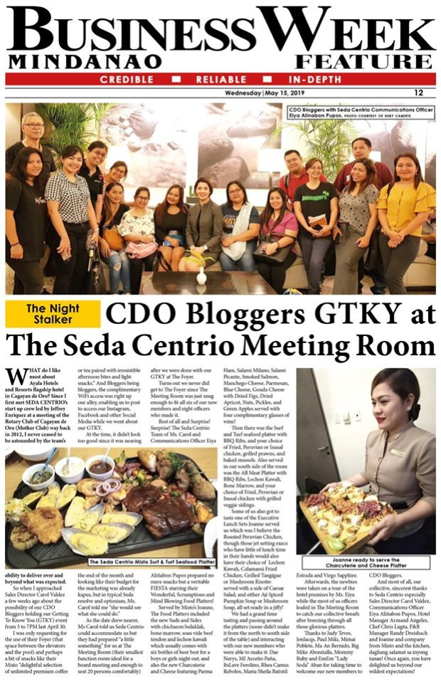 Business Week Features CDO Bloggers