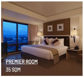 Seda Centrio Premier Room