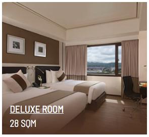 Seda Centrio Deluxe Room