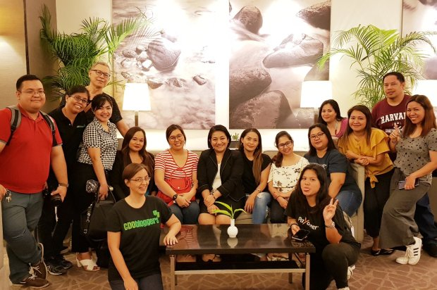 CDO Bloggers at Seda Centrio