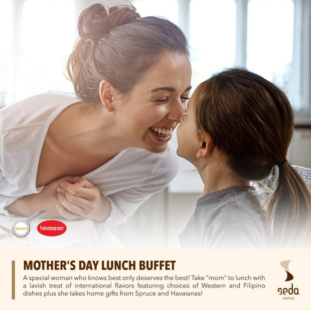 SEda Centrio Mother's Day Promo