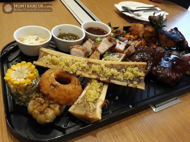 SEDA CENTRIO ALL MEAT PLATTER