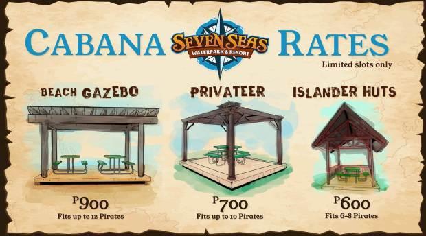 Seven Seas Fees