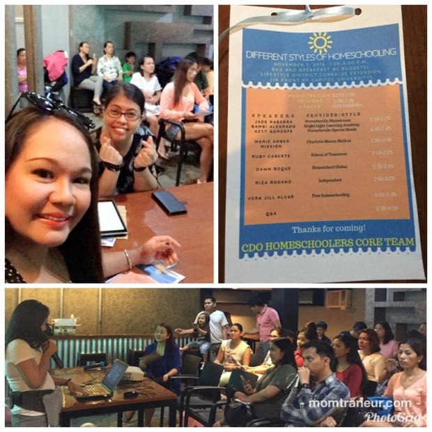 CDO Homeschooling Seminar