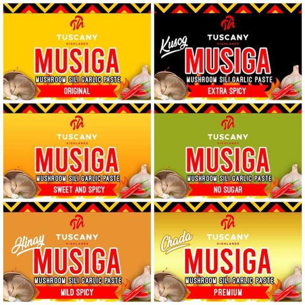 MUSIGA LABELS