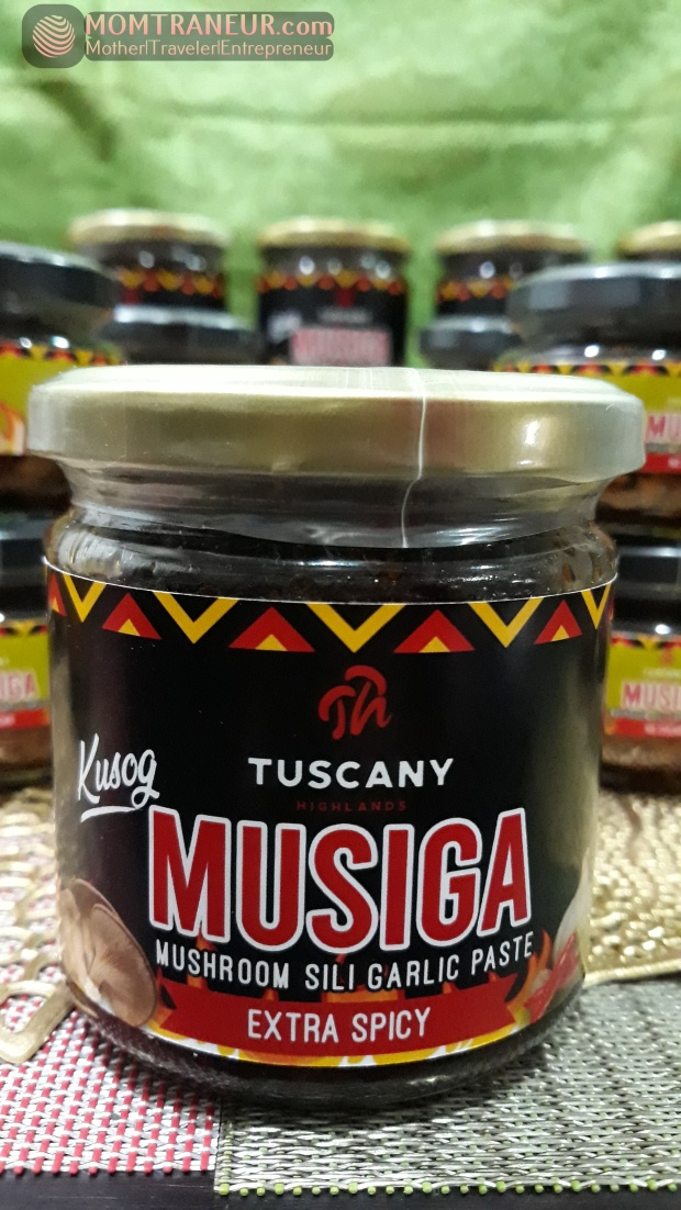 Musiga Extra Spicy 200gms