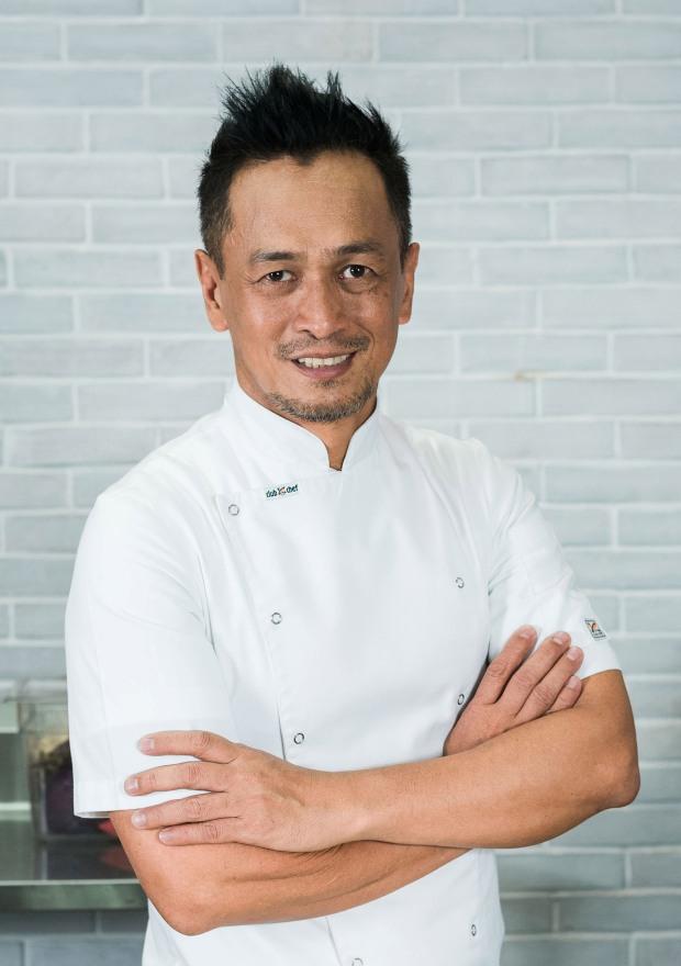 Chef Sau del Rosario