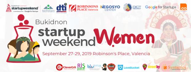 Techstars Startup Weekend Bukidnon