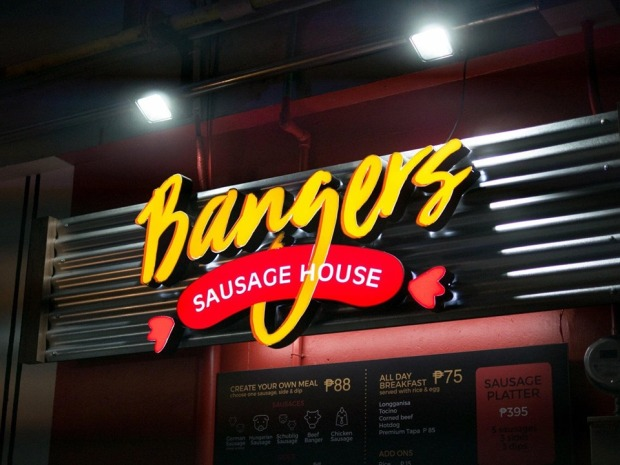 Bangers Sausage