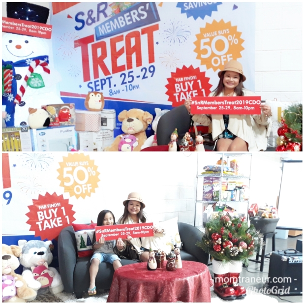 SnR Members' Treat 2019