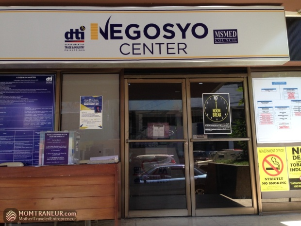 Musiga at DTI Negosyo Center