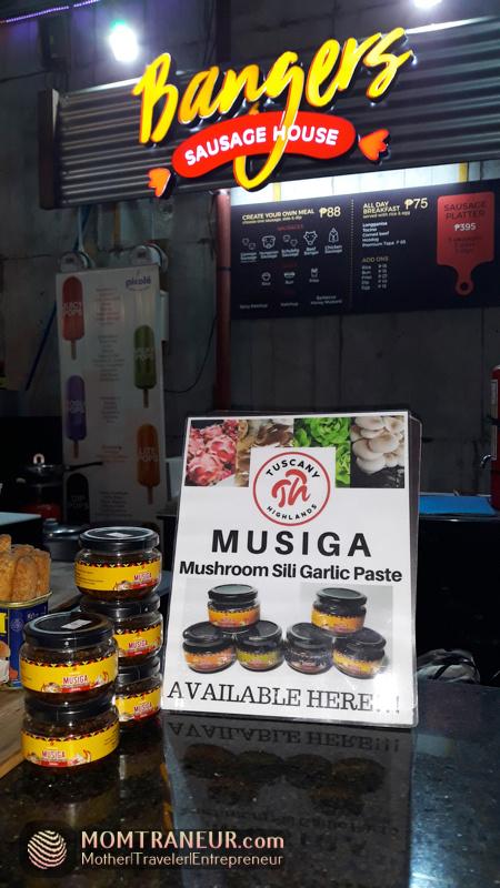 Musiga at Bangers, The Hive