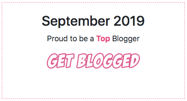 Get Blogged Top Blogger