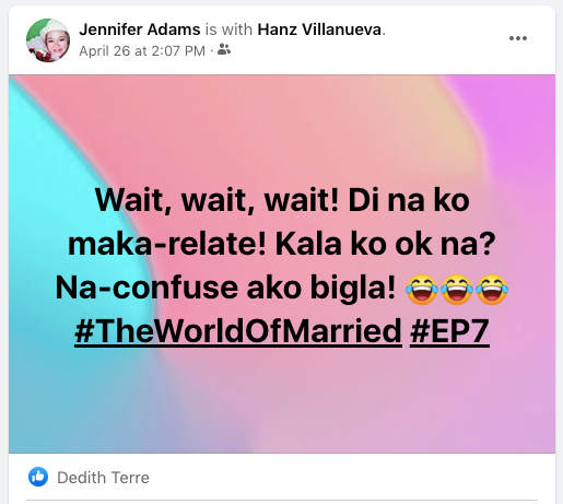 The World of the Married