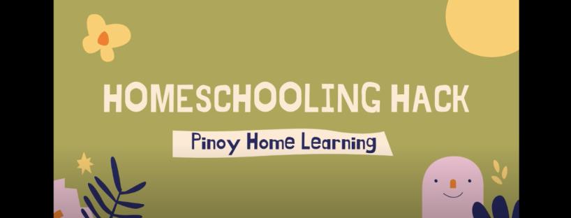 Philippine Homeschooling Hack