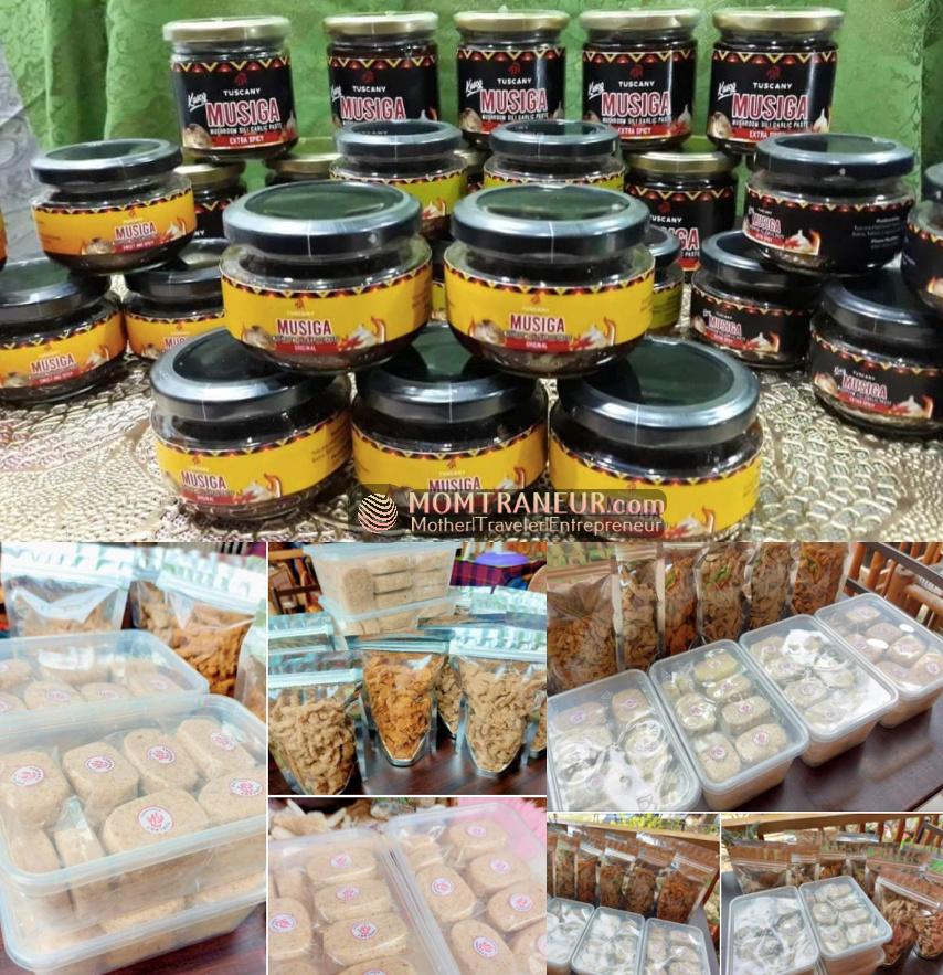 Tuscany Highlands mushroom products